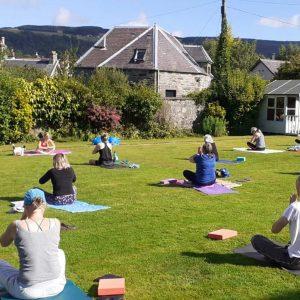 Fernbank House Yoga Classes